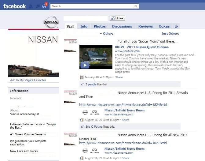 No landing tab Facebook Landing Pages... and Why You Cant Live Without One.